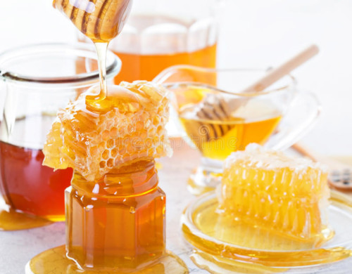 Recipe: Cannabis Honey