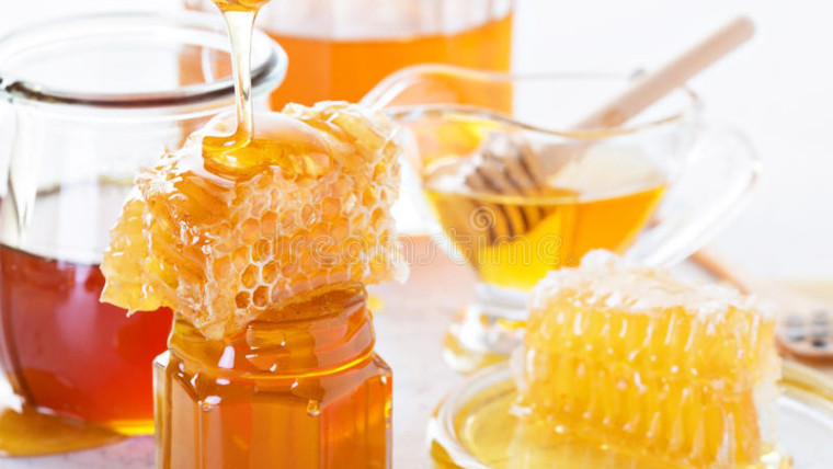 Recipe: Cannabis Honey
